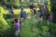 Children's Garden at Thames